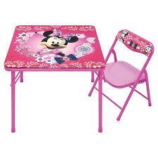 minnie mouse table set target 9 99 disney minnie junior table chair set 25 value