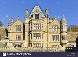 the south front at tyntesfield north somerset the house was