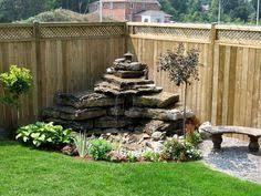 best 25 backyard water feature ideas on pinterest diy waterfall