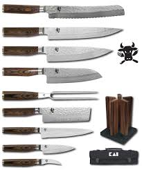 Shun Kitchen Knives by Kai Shun Premier Tim Mälzer Japanese Kitchen Knives