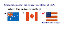 How Many Stars Are There In The United States Flag Version A The United States Of America Ppt Download