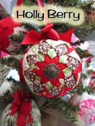 free pattern u2013 quilted christmas ornaments no sew with a video