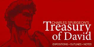 new content charles spurgeon u0027s treasury of david