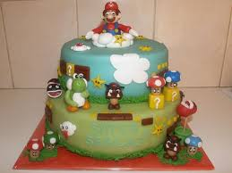 mario cakes 50 awesome mario cakes damn cool pictures