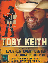 aquarius offering unbeatable room packages for toby keith and tim