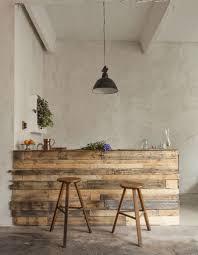 idee deco bar maison la palette en bois dans tous ses états elle décoration