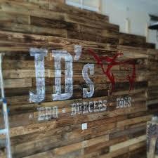 jds bbq shack menu board jds plymouth bbq restaurant decor