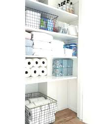 bathroom closet organization ideas home design with birdcages
