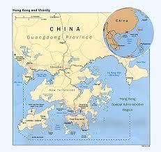 Wuhan China Map by Hong Kong China Map