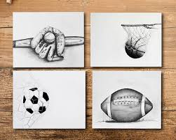 Sports Nursery Wall Decor Sports Nursery Decor Sports Decor Nursery Decor Sports Wall