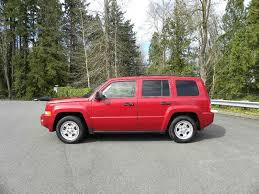 2008 jeep patriot rims 2008 jeep patriot sport 4x4 4dr suv w cj1 side airbag package in