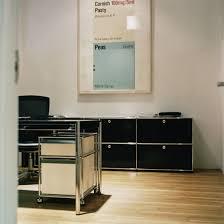 metal office unit 2 drawer 3 drawer modular haller usm