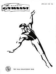 modern gymnast april may 1967 by usa gymnastics issuu