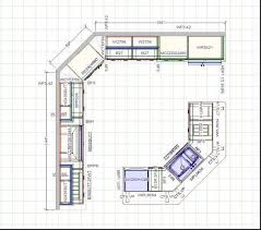 large kitchen floor plans sle kitchen floor plan shop drawings kitchen