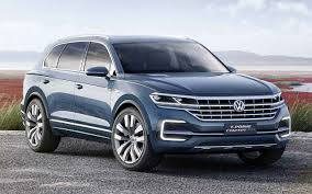 volkswagen models 2018 next gen 2018 vw touareg tdi redesign and release date http www