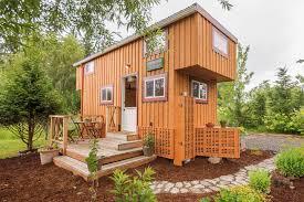 tiny houses on airbnb bellingham tiny house in bellingham washington united states