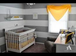 nursery paint ideas neutral for baby boy youtube