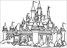 Castle And Knights Coloring Pages Getcoloringpages Com Coloring Pages Castles