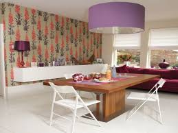 Wallpaper In Dining Room Home Design 93 Inspiring Wallpaper For Dining Rooms