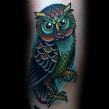 70 traditional owl designs for wise ink ideas