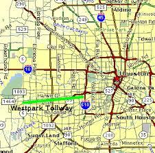 harris county toll road map texasfreeway houston construction westpark tollway