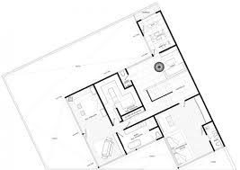 mexican house floor plans renovated mexican residence with a home office and a garden jacuzzi