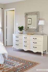 White Painted Bedroom Furniture 12 Simple Ways To Update Your Master Bedroom Diy Decorating