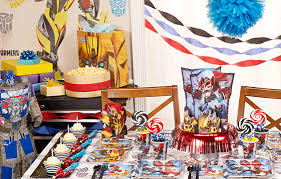 transformers party decorations transformers party supplies birthdayexpress