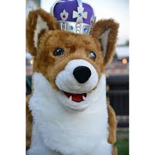Queen S Dog Made Queens Dog Mascot Costume