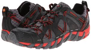 merrell trail running cheap merrell men u0027s waterpro maipo low rise