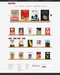 free magento theme bookshop corner