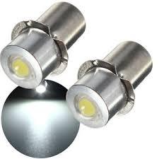 security light led replacement bulb 2pcs pr2 white flashlight replacement led bulb emergency lantern
