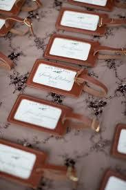 decoration table mariage theme voyage décoration de mariage originale avec cuir 26 idées fraîches