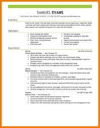 customer service resume exle fast food resume skills exle resume fast food service worker with