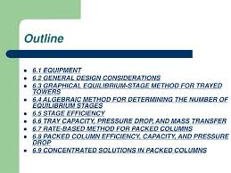 ppt absorption and stripping of dilute mixtures powerpoint