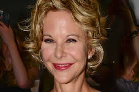 meg ryans haircut in you ve got mail meg ryan looks unrecognisable with remarkably changed features as