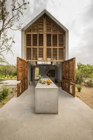 decor inspiration a concrete tiny house in mexico hello lovely