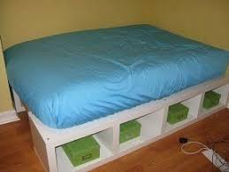 How To Make A Platform Bed Diy by Kids Twin Platform Bed Foter