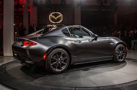 mazda new cars 2017 5 things to know about the 2017 mazda mx 5 miata rf automobile