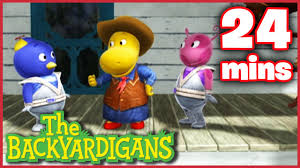 backyardigans ranch hands outer space ep 55
