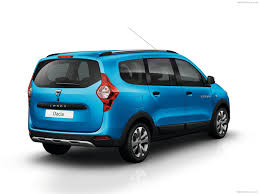 renault dacia 2015 dacia lodgy stepway 2015 pictures information u0026 specs