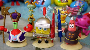 spongebob squarepants spongebob u0027s dunces and dragons mini playset