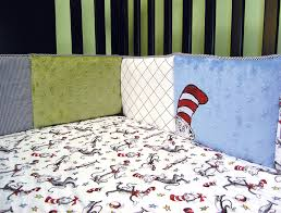 Dr Seuss Crib Bedding Sets Trend Lab Dr Seuss Crib Bumpers Cat In The Hat