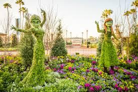 epcot international flower u0026 garden festival fun expands to 90