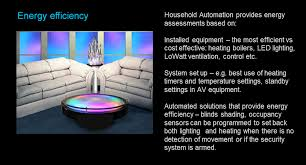 most efficient lighting system energy efficiency household automation designing efficient