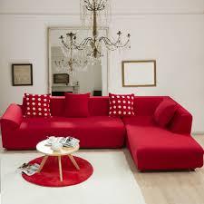 Cheap Corner Sofa Bed Online Get Cheap Red Corner Sofa Aliexpress Com Alibaba Group
