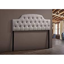 full size upholstered headboard amazon com