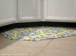 decorative floor mats home decor wonderful cushioned kitchen mats with stunning color for