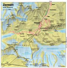Map Of Switzerland And Italy by 10 Top Tourist Attractions In Zermatt U0026 Easy Day Trips Planetware