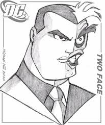 two face by icemaxx1 on deviantart